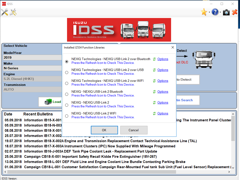 Isuzu Ford Idss New Diagnostic Service System Full Diagnostic Service Electrical Troubleshooting Engineering