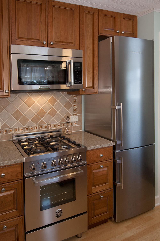 Small Kitchen Remodel, Elmwood Park IL ...   Budget kitchen ...