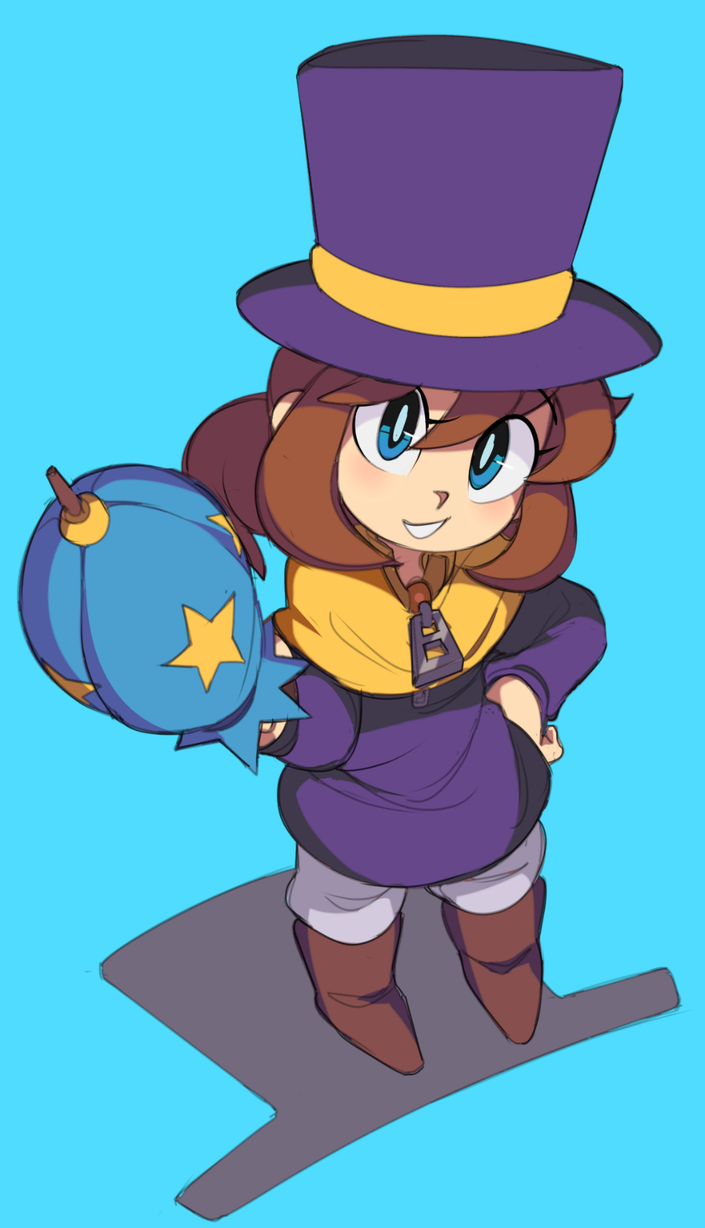 Captainkirb On Twitter A Hat In Time Character Design Game Character Design