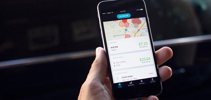 Uber mejora su app para ayudar a los conductores a ganar