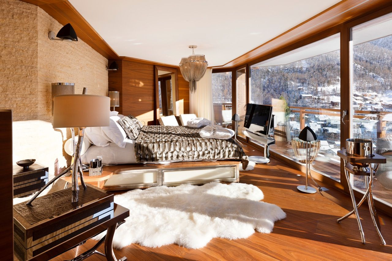 Chalet Zermatt Peak   Zermatt, Switzerland (Love This Village In The  Mountains  You Can Only Get There By Private Train.