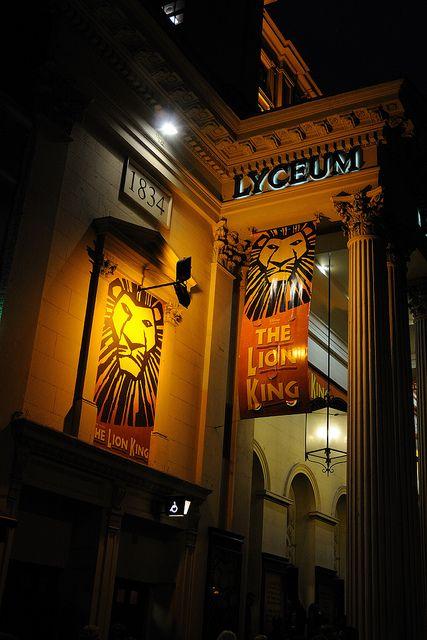best 25  lion king lyceum ideas on pinterest