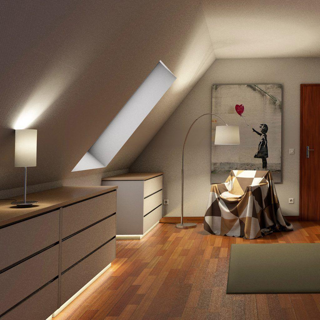 Individuelle Drempelschränke Kniestockschränke Füllen Den Platz Unter Dem Drempel Aus Schlafzimmer Dachschräge Dachschräge Einrichten Dachzimmer Einrichten