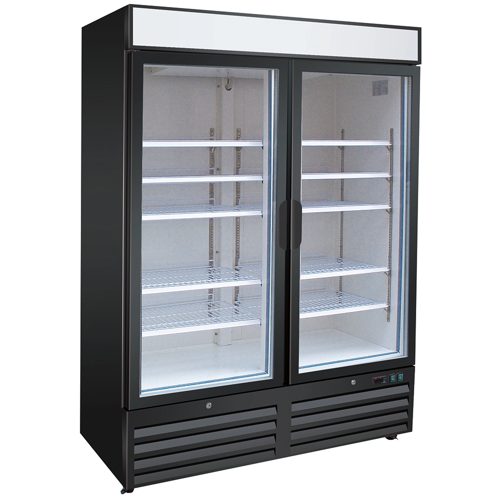 Meat Display Fridge Double Door Upright Display Freezer View Upright Meat Display Fridge Darget Product Details From Qingdao Darget Stainless Steel Products C In 2020 Double Doors Stainless Steel Furniture Stainless