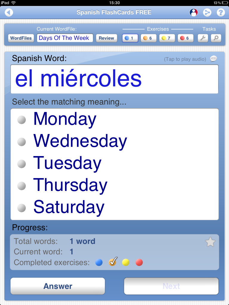 Top 5 iOS apps for learning Spanish! · Spanish