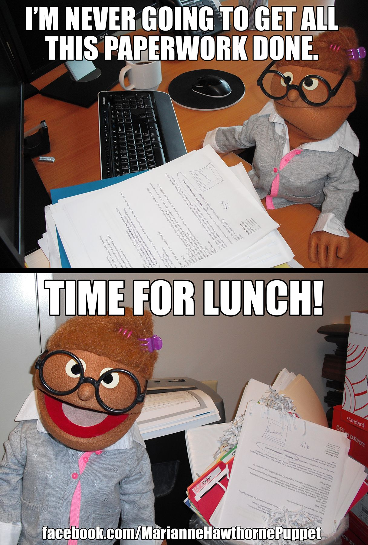 Funny Going To Work Memes