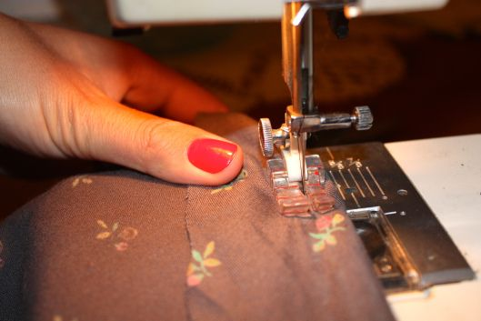 simple sewing project for your old dresses