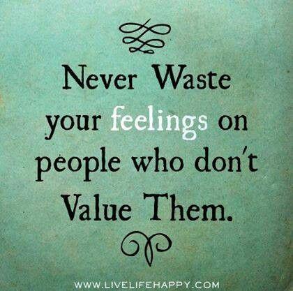 Value Feelings