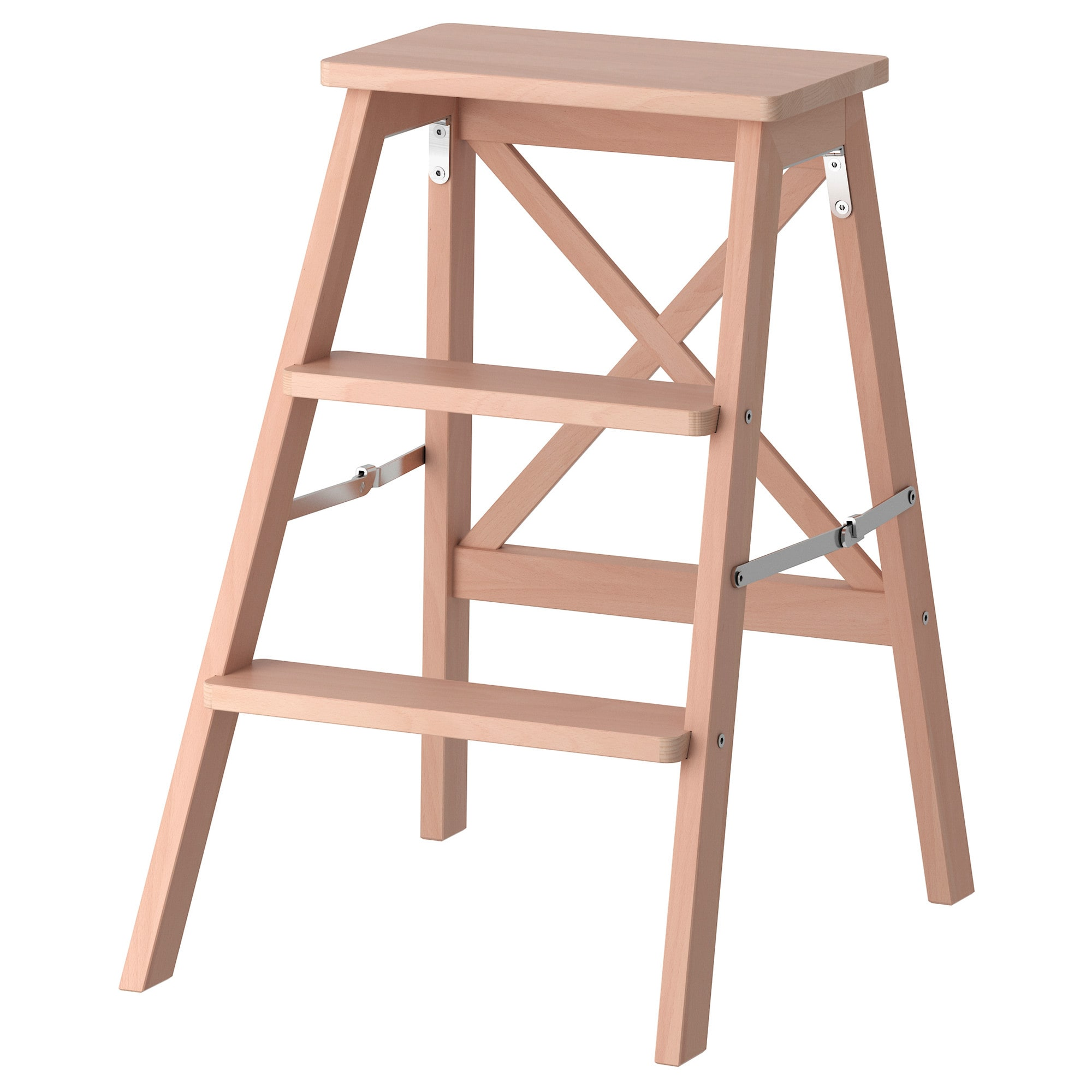 Bekv M Stepladder, 3 Steps  Ikea