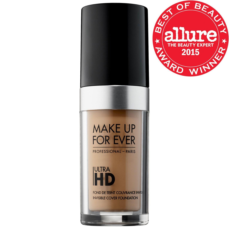 d627af7e31f2 Ultra HD Invisible Cover Foundation - MAKE UP FOR EVER #Sephora  #SephoraHotNow
