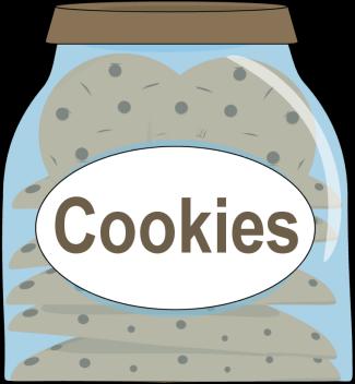 Jar Of Cookies Clip Art Jar Of Cookies Image Cookie Clipart Cookie Images Clip Art