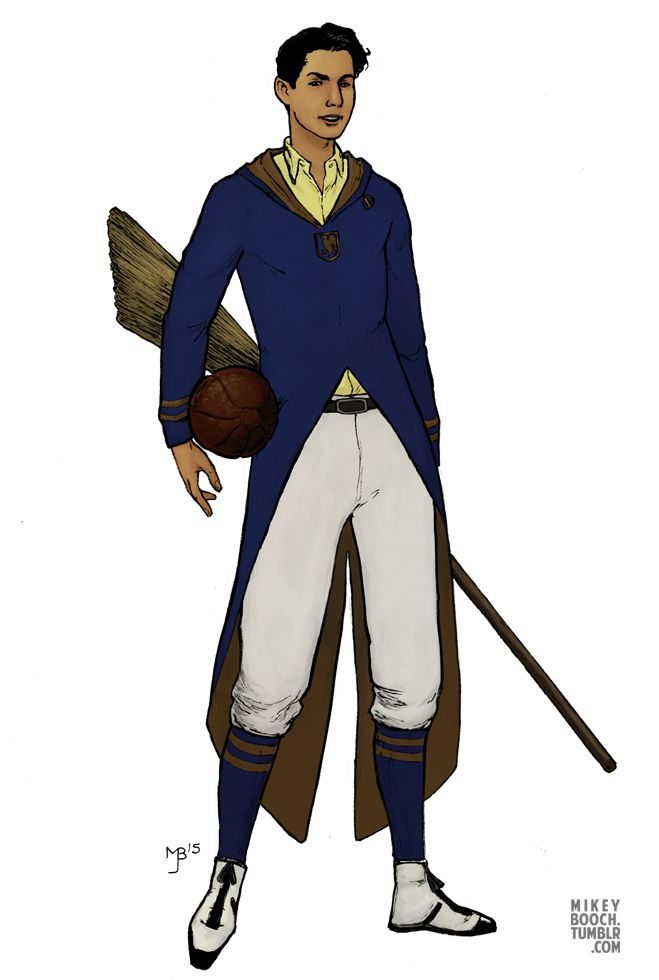 Good Form Harry Potter Characters Harry Potter Costume Ravenclaw Quidditch