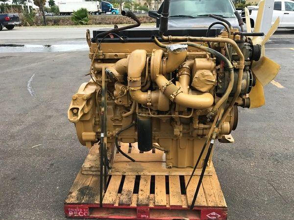 Cat Caterpillar C13 KCB Truck Diesel Engine Complete Service