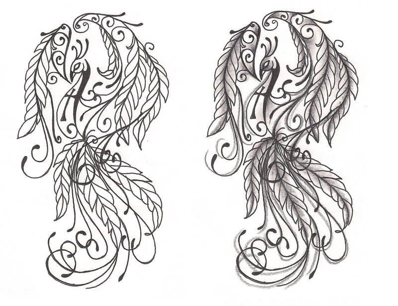Phoenix Tattoo Images Designs Phoenix Tattoo Design Free Tattoo Designs Phoenix Tattoo