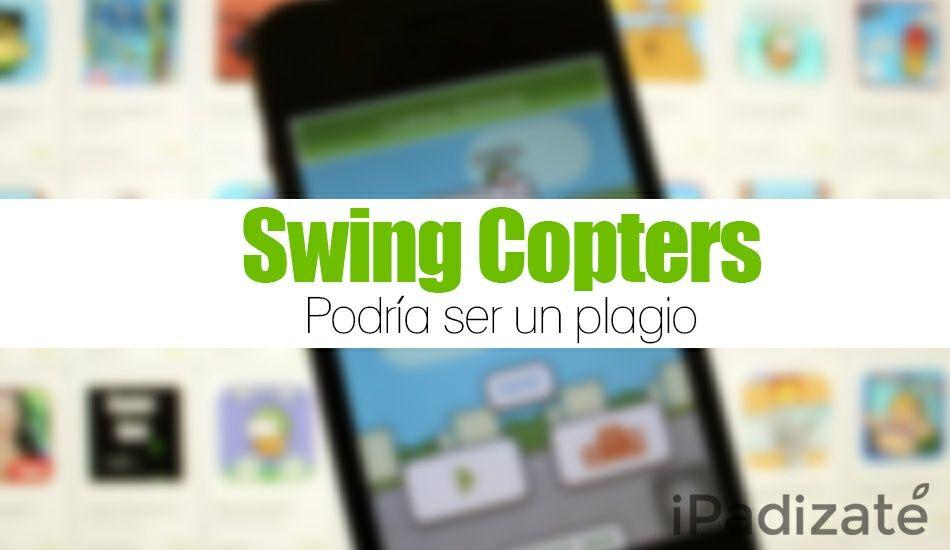 El Creador de Flappy Bird es Acusado de Plagio por Swing Copters
