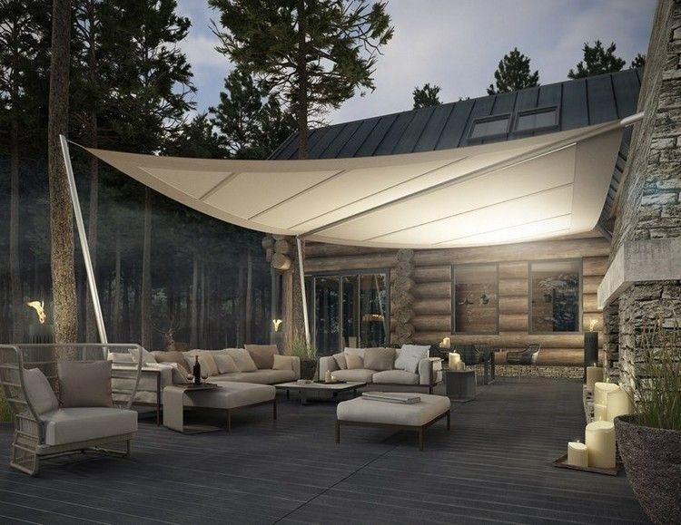freistehender sonnensegel ber stzbereich umbau ef. Black Bedroom Furniture Sets. Home Design Ideas