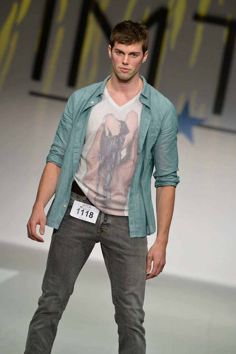 male model of the year