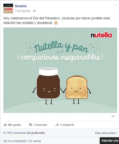 Imágenes Con Frases Para Crear Emociones Nutella