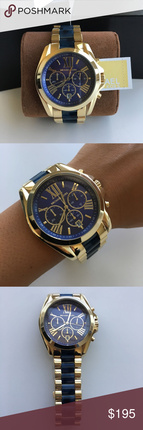 e8f6e92a6705 Stainless Steel Mailbox · New Michael Kors Gold-Tone Unisex Watch MK6268  BRAND NEW MICHAEL KORS IN THE ORIGINAL