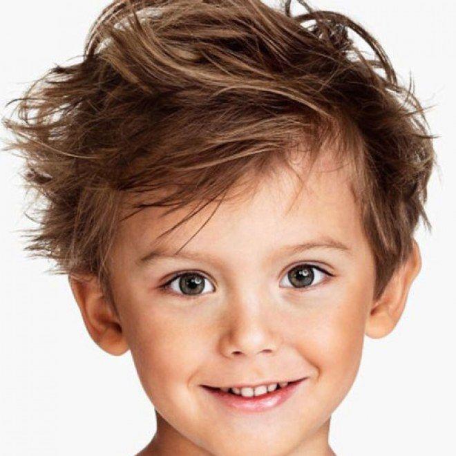 65 coiffures sympas pour un petit gars Coupe cheveux