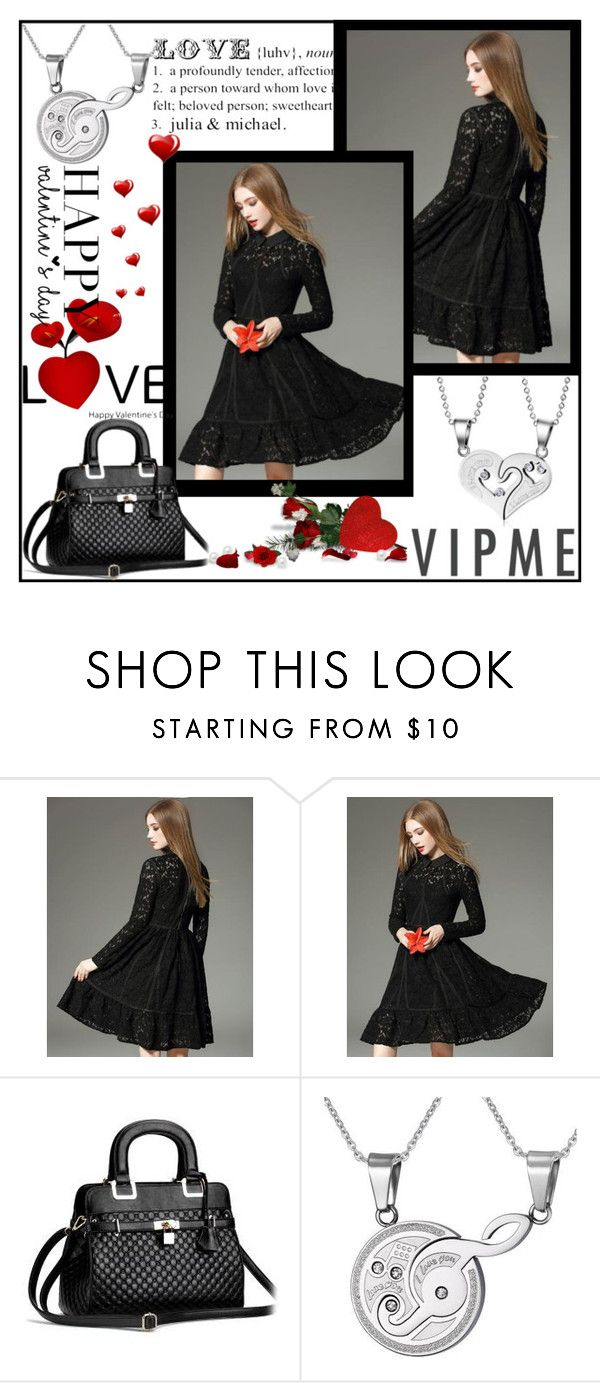 """VIPME 7"" by mujkic-merima ❤ liked on Polyvore featuring women's clothing, women, female, woman, misses, juniors, valentinesday and vipme"