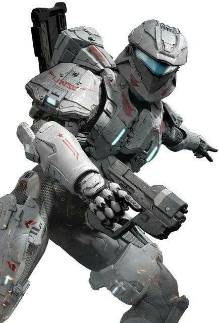 Halo- Scout Armor | Character Concepts | Halo spartan, Halo