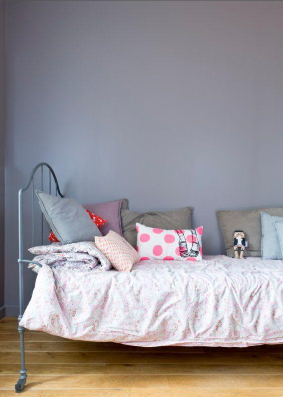 Osez la couleur dans la chambre ! Kids rooms, Room and Bedrooms - couleur de la chambre