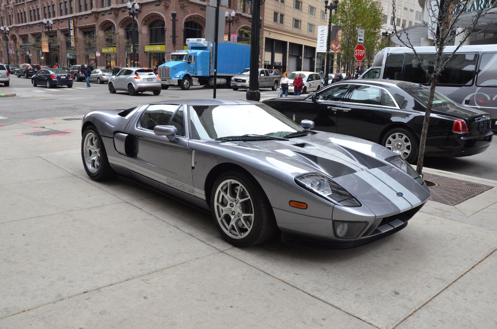 Used 2006 Ford Gt Chicago Il Ford Gt Ford Luxury Car Dealership