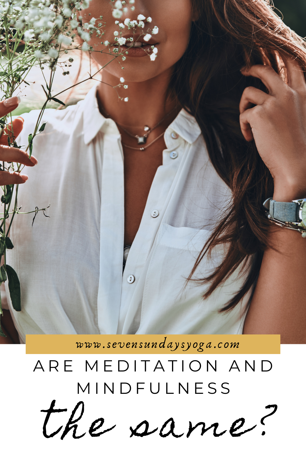 The key difference between mindfulness and meditation in ...