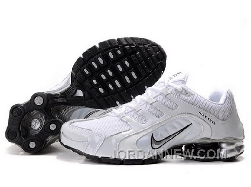 e2f6c43050a MEN S NIKE SHOX R5 SHOES WHITE GREY BLACK BEST Only  75.90