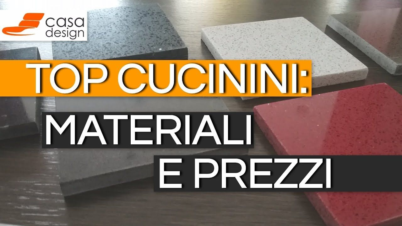 Top Cucine Materiali Prezzi top cucinini: materiali e prezzi | cucinino, design, top