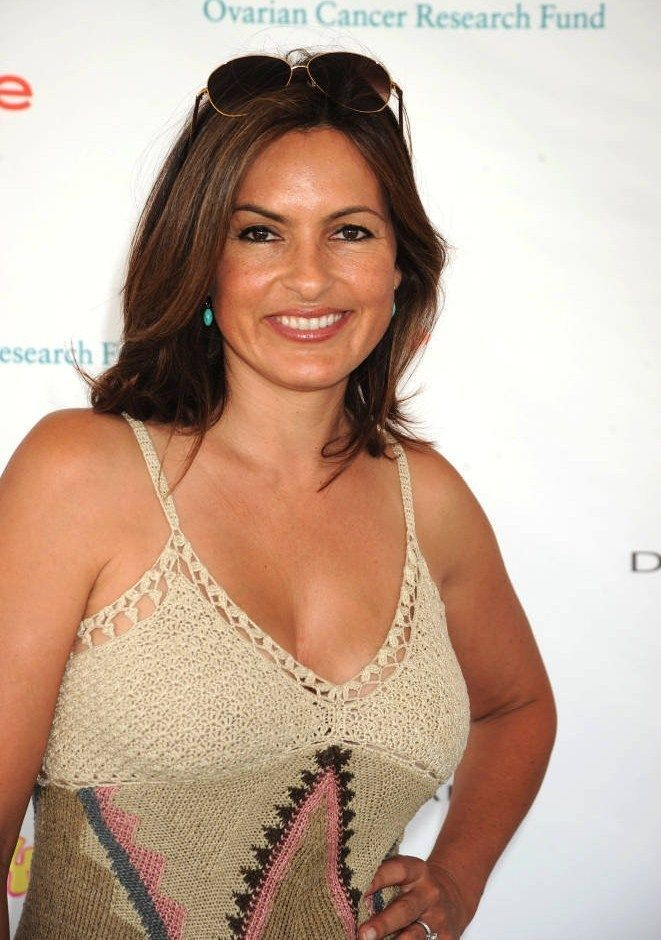 mariska hargitay mother