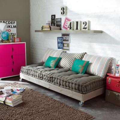 handamade sofa House Pinterest Canapé palette, Canapés et - amenagement interieur d en ligne gratuit