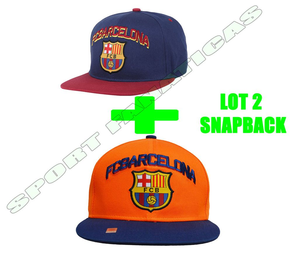 52bfc8ad89f SNAPBACK FC BARCELONA SOCCER HAT CAP FCB OFFICIAL ADJUSTABLE licensed  product  RHINOX  BARCELONAFC