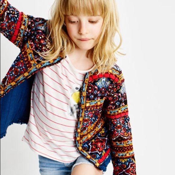 Zara Jackets & Coats - Jacket Zara Girls