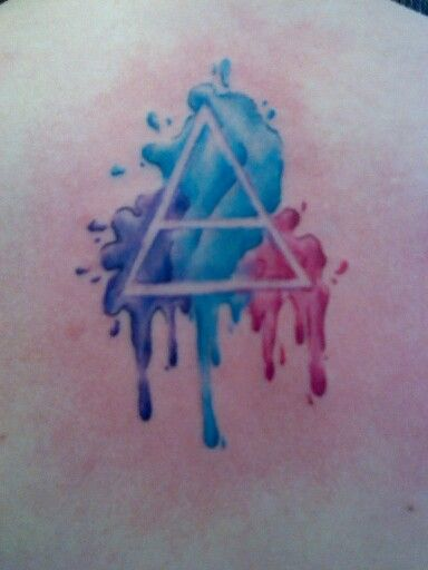 My 30 seconds to mars tattoo I absolutly love it Its on the
