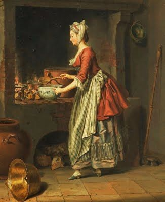 18th-century American Women: On Fruits, Vegetables, & Herbs from ...