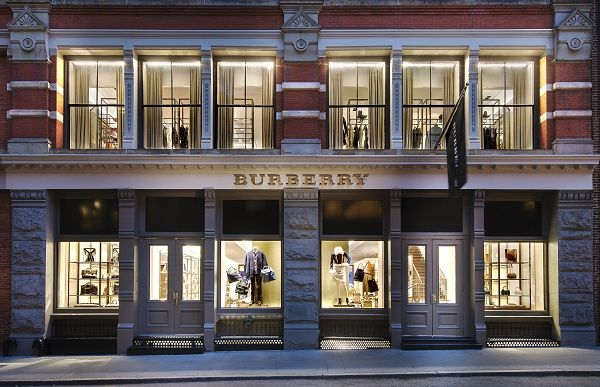 3ce06da4e94 Burberry Opens Expanded Store In Soho   News   Fashion Times
