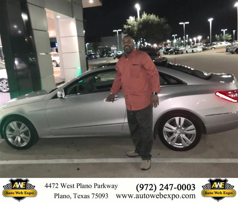 https://flic.kr/p/Ca5q1m | Congratulations Rick on your #Mercedes-Benz #E-Class from Tijan M Collier at Auto Web Expo Inc! | deliverymaxx.com/DealerReviews.aspx?DealerCode=J789
