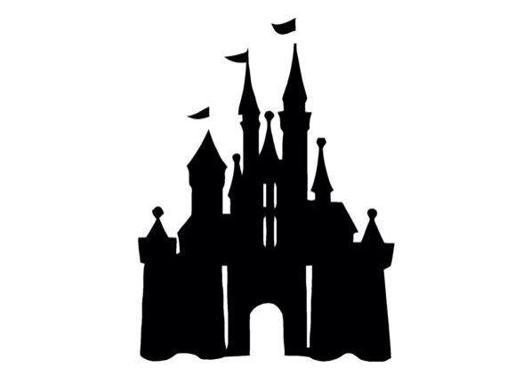 Template Disney Disney Silhouetten Disney