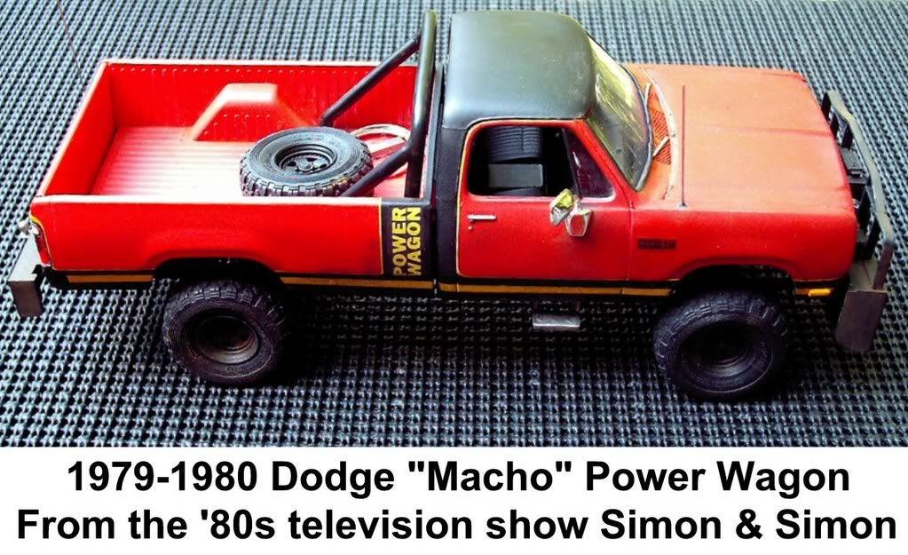 My dream truck from SIMON & SIMON! I finally got a POWER