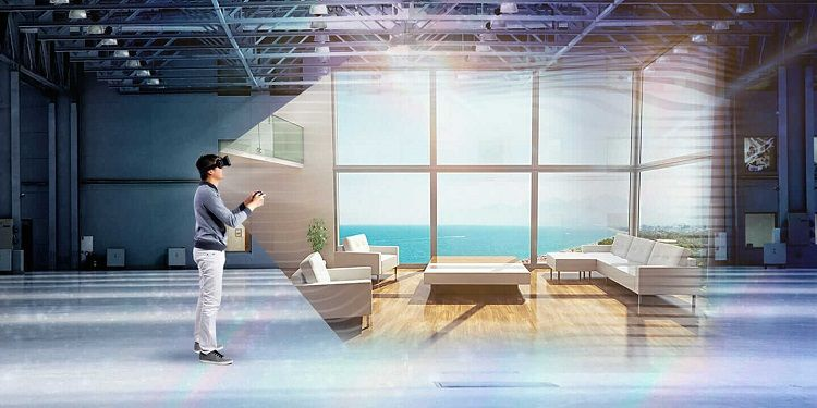 Managing Construction Sites Virtual reality architecture