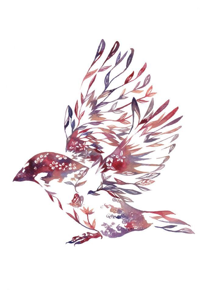 Beautiful Realistic Chickadee Tattoo By Australian Realism: Back To Nature With Hiroki Takeda In 2020