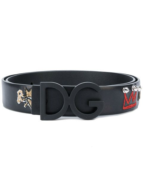 Dolce & Gabbana Prince Forever Belt Farfetch | Dolce and