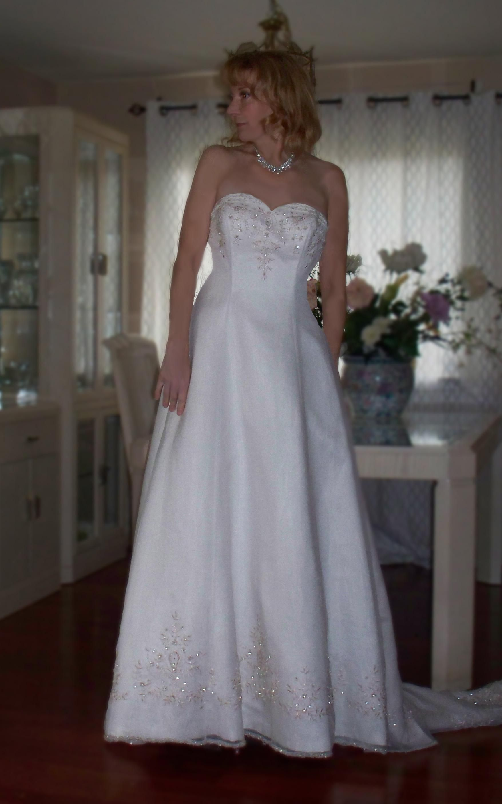 Recycled wedding dresses  Adorae Wedding Dress  Maggie sottero Wedding dress and Maggie