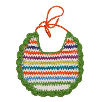 Babero Kids Crochet Claire - Baberos - Mesa - España