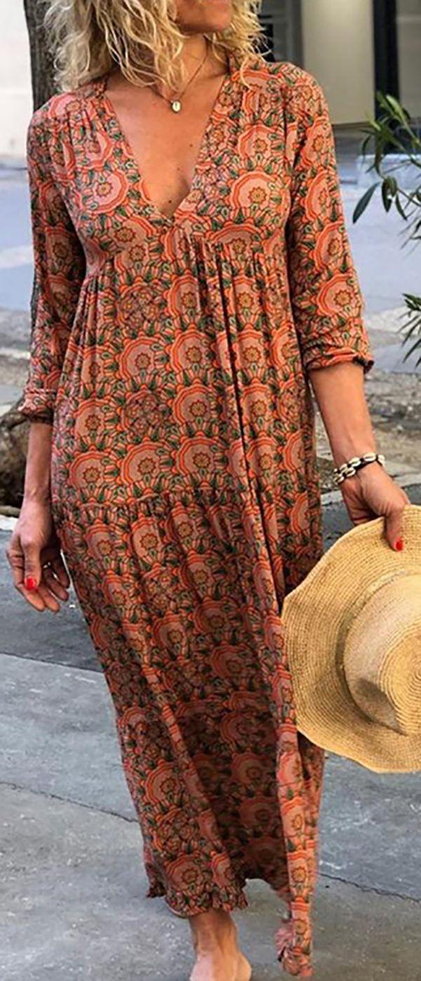 Best Seller Printed Dresses