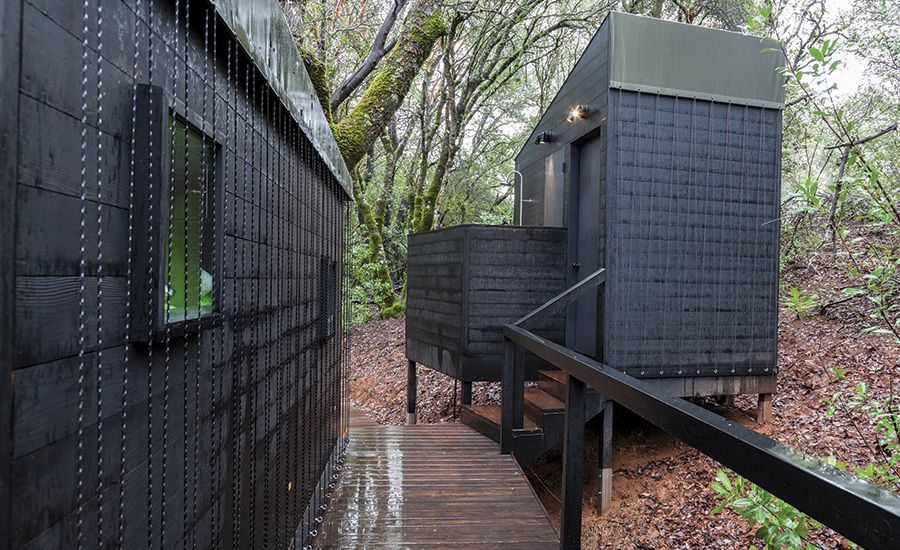 Forest house by envelope ad forest house architecture