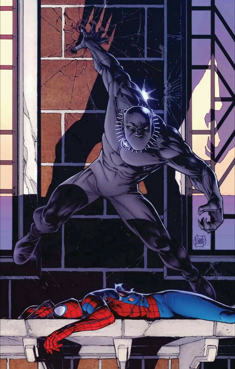 Pin by Willie C on Marvel (With images) Black panther
