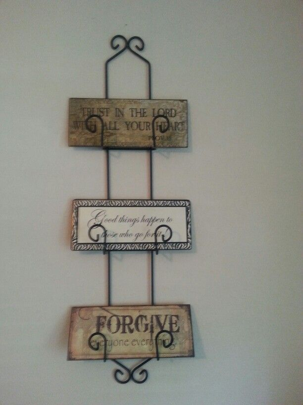 Plate Holders For Wall Enchanting Néw Use For Plate Holders Good Quotes  Pinterest  Plate Holder Design Decoration